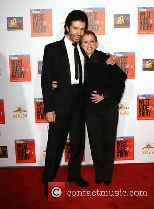 George Chakiris, Suzie Oakes 50th Anniversary Screening Of West Side Story In Celebration held at the Grauman's Chinese Theatre Hollywood,...