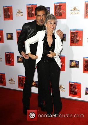 Joe Mantegna, Rita Moreno 50th Anniversary Screening Of West Side Story In Celebration held at the Grauman's Chinese Theatre Hollywood,...