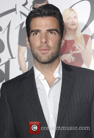 Zachary Quinto The world premiere of 'What's Your Number?' at the Regency Village Theatre - Arrivals Los Angeles, California -...