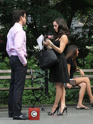 Matt Bomer and Eliza Dushku