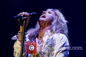 David Coverdale performing with Whitesnake at the HMV Hammersmith Apollo London England 20.06.11