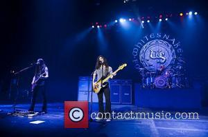 Hammersmith Apollo, Whitesnake