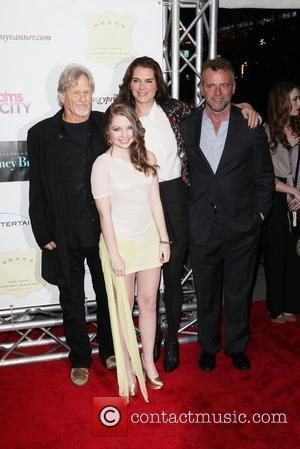 Kris Kristofferson, Aidan Quinn, Brooke Shields and Sammi Hanratty