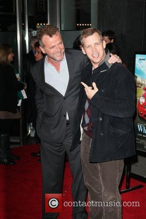Aidan Quinn, Tim Griffin New York premiere of 'The Greening of Whitney Brown' at the AMC Loews Lincoln Square Theater...