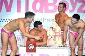 Alex Reid, Dale Howard and Danny Young