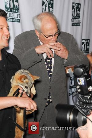 Chevy Chase The National Wildlife Federation Celebrates 75 Years with Voices For Wildlife Gala held at The Beverly Wilshire Four...