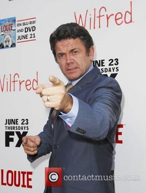 John Michael Higgins Film Premiere of Wilfred and Louie - Arrivals Los Angeles, California - 20.06.11