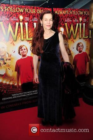 Alice Krige World premiere of 'Will' Liverpool, England - 16.10.11