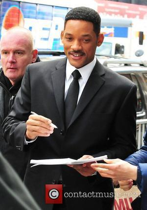 Will Smith and Men In Black