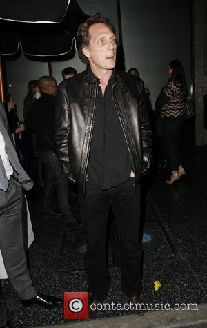 William Fichtner  outside Katsuya restaurant in Hollywood  Los Angeles, California, USA - 01.03.11