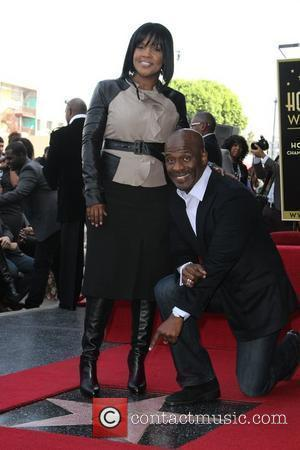 BeBe Winans and CeCe Winans are honoured on the Hollywood Walk of Fame Hollywood, California - 20.10.11