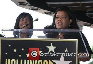 BeBe Winans, Yvette Nicole Brown BeBe Winans and CeCe Winans are honoured on the Hollywood Walk of Fame Hollywood, California...