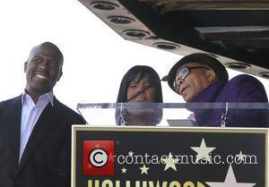Bebe Winans, Quincy Jones and Walk Of Fame
