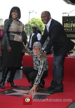 Jim Bakker, Bebe Winans and Walk Of Fame