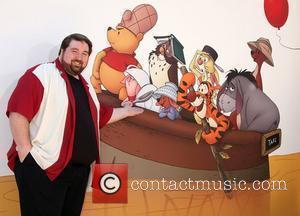 Travis Oates, Walt Disney and Winnie The Pooh