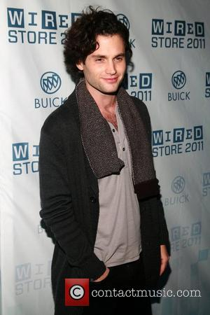 Penn Badgley 2011 Wired Store Opening Launch Party, held at the Wired Broadway Store in Times Square - Arrivals New...