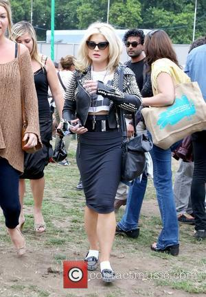 Kelly Osbourne Wireless Festival held at Hyde Park - Day 3 - Celebrities London, England - 03.07.11