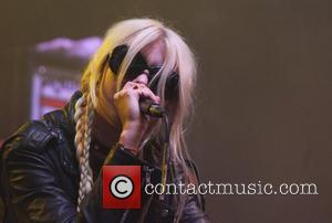 Taylor Momsen of The Pretty Reckless Wireless Festival held at Hyde Park - Day 3 - Performances London, England -...
