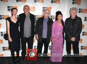 Peter Gabriel and David Crosby