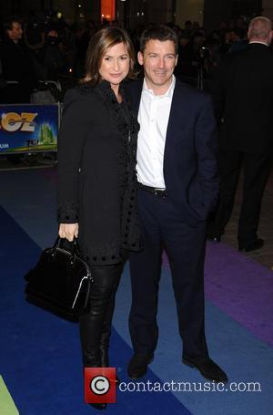 Emma Forbes and Guest 'The Wizard of Oz' press night held at the Palladium Theatre - Arrivals. London, England -...