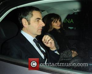Rowan Atkinson at the 'The Wizard of Oz' press night held at the Palladium Theatre London, England - 01.03.11