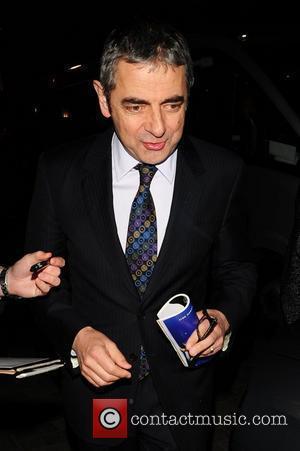 Rowan Atkinson, Palladium, The The and Wizard Of Oz