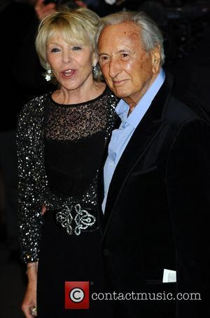Michael Winner at the 'The Wizard of Oz' press night held at the Palladium Theatre - Arrivals London, England -...