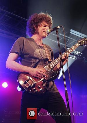 Andrew Stockdale and Wolfmother