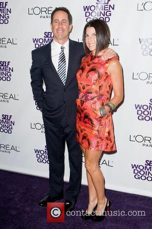 Jerry Seinfeld and Jessica Seinfeld at the Women Doing Good Awards - Arrivals. New York City, USA - 13.09.11