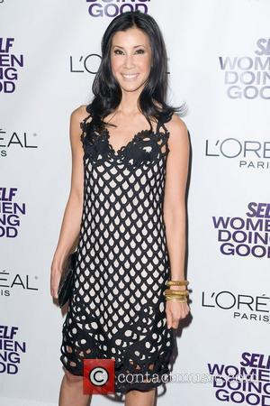 Lisa Ling at the Women Doing Good Awards - Arrivals. New York City, USA - 13.09.11