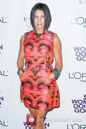 Jessica Seinfeld at the Women Doing Good Awards - Arrivals. New York City, USA - 13.09.11