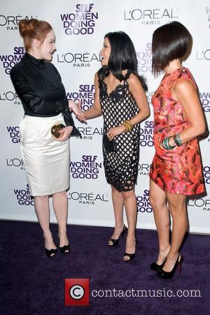 Christina Hendricks, Lisa Ling and Seinfeld