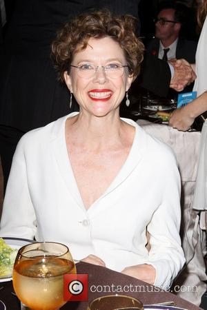 Annette Bening The 2011 Women In Film Crystal + Lucy Awards at the Beverly Hilton Hotel - Inside Beverly Hills,...