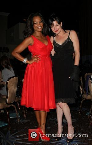 Garcelle Beauvais-nilon and Pauley Perrette