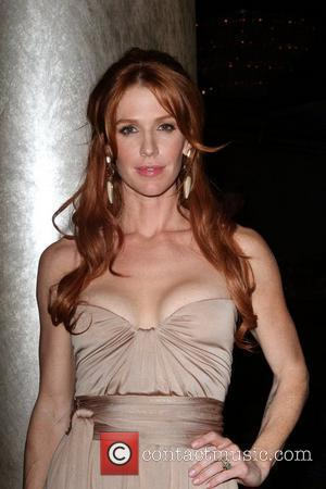 Poppy Montgomery The 2011 Women In Film Crystal + Lucy Awards at the Beverly Hilton Hotel - Inside Beverly Hills,...