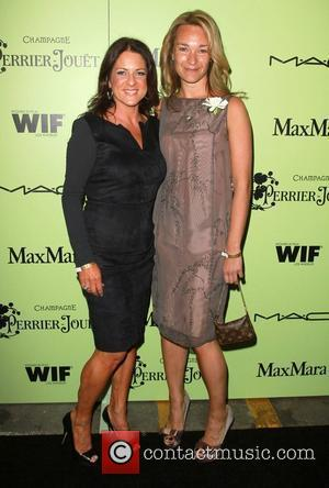 Cathy Schulman and Celine Rattray