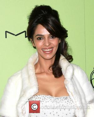 Mallika Sherawat The fourth annual Women In Film Pre-Oscar Cocktail Party presented by Perrier-Jouet and held at Soho House Los...