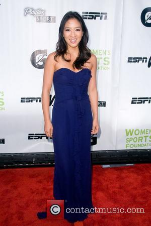 Michelle Kwan Annual Salute to Women in Sports 2011 New York City, USA - 19.10.11