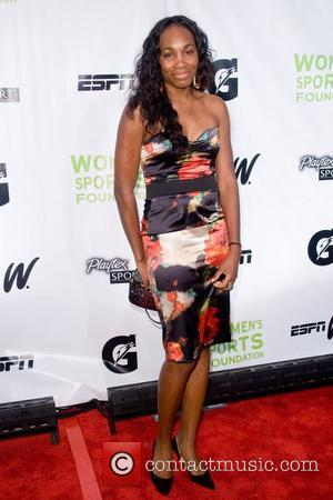 Venus Williams Annual Salute to Women in Sports 2011 New York City, USA - 19.10.11