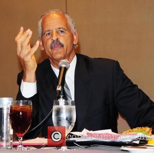 Stedman Graham The Jazz in the Gardens Women's Impact Luncheon at The Westin Diplomat Resort and Spa  Hollywood, Florida...