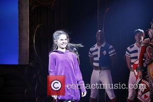 Cast and Kate Shindle
