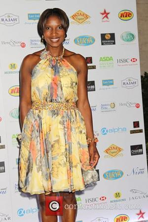 Denise Lewis and Grosvenor House
