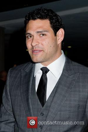 Mark Sanchez World Police and Fire Games Benefit Gala -Arrivals New York City, USA - 23.03.11