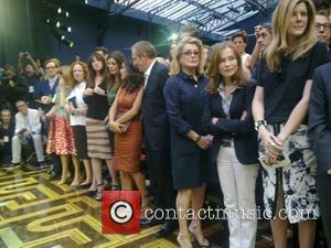 Charlotte Gainsbourg, Catherine Deneuve, Salma Hayek, Francois-henri Pinault, Anna Wintour