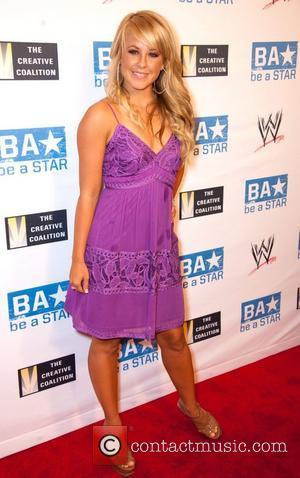 Chelsie Hightower  WWE's SummerSlam Kickoff Party at The Andaz Hotel Los Angeles, California - 11.08.11
