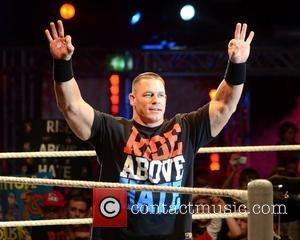 John Cena WWE RAW Superstars returned to The O2 Arena with a surprise cameo appearance of wrestling legend Mick Foley...