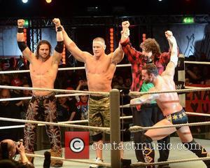 John Cena, Mick Foley and O2 Arena