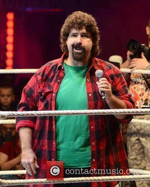 Mick Foley and O2 Arena