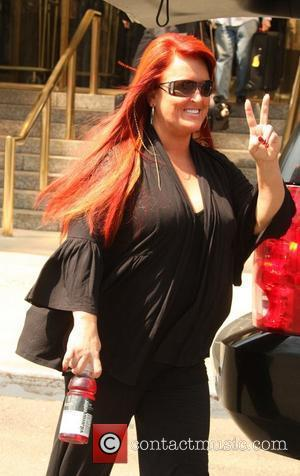Wynonna Judd Facing Up To Her Dancing Fears After Husband's Motorcycle Crash