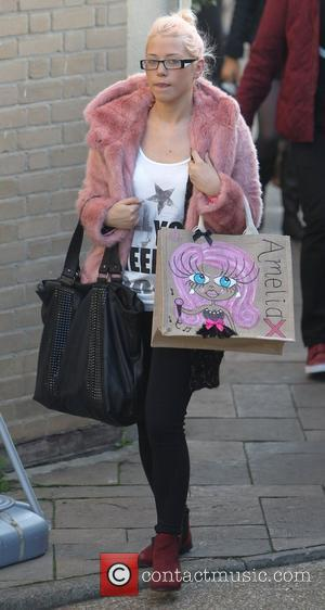 Amelia Lily Fears 'X Factor UK' May Affect Her Health